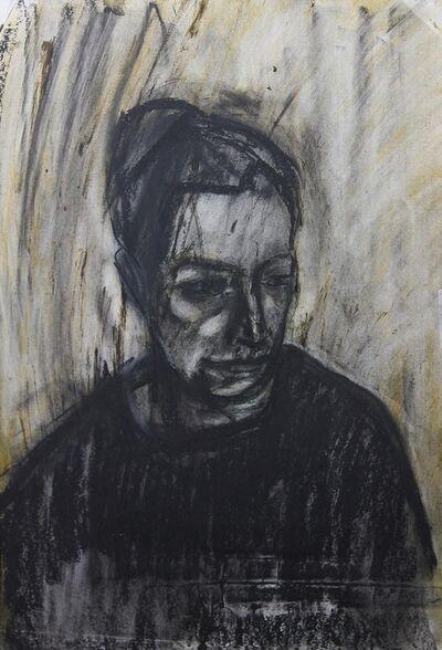 Richard Fitton, 'Olivia seated ', 2021