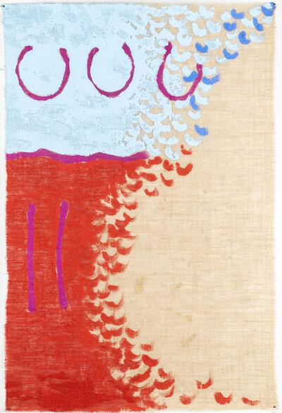 Giorgio Griffa, 'Untitled', 1988