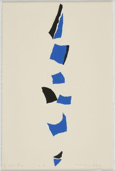 Emerson Woelffer, 'Untitled (Fragmentation)', 1976