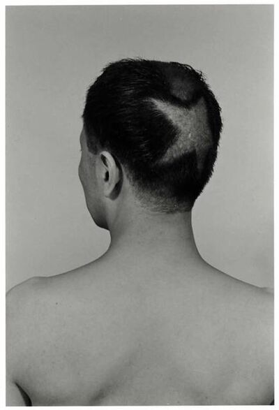 Yasumasa Morimura, 'Cometman (Departure)', Taken in 1990 and first shown in 2004