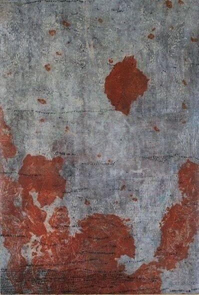 Jo Lankester, 'Crustose Lichen - Anderson Park', 2015