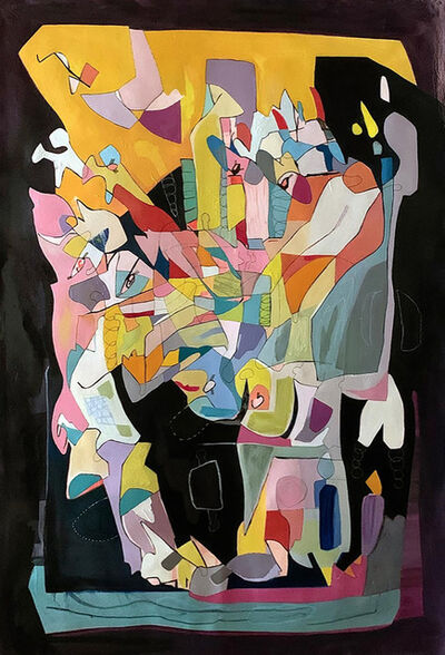 "Isabel Brinck, '""Blame it on me""', 2000"