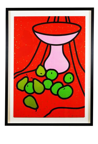 Patrick Caulfield, 'Fruit and Bowl', 1979-1980