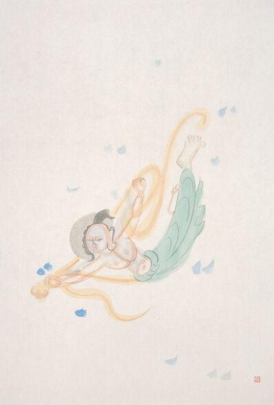 Wu Yi 武艺, '飞天 ', 2014