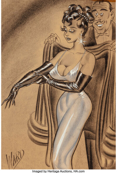 Bill Ward, 'It's Like Throwing a Blanket Over Venus'