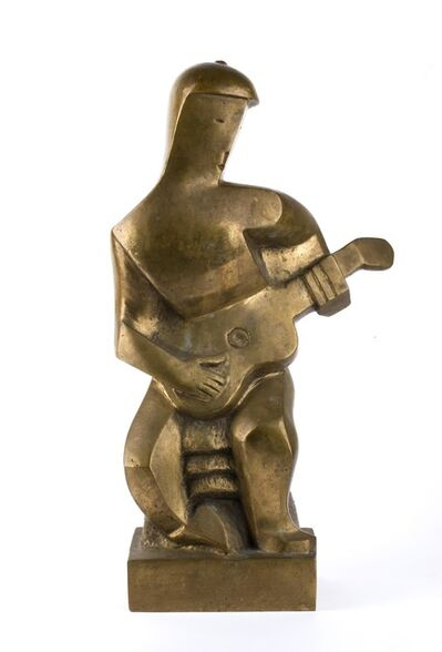 Pablo Curatella Manes, 'Guitare player'