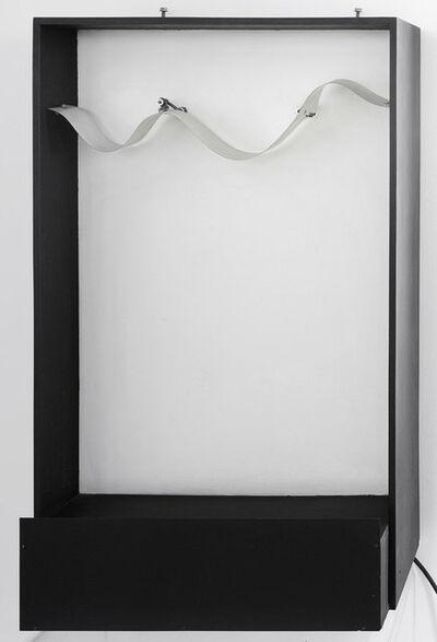 Julio Le Parc, 'Continuel lumiere forme en contorsion réfléchissant la lumière', ca. 1960-1966