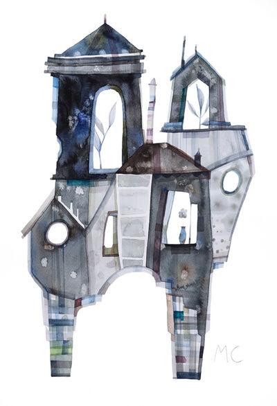 Maria C Bernhardsson, 'Blue Residence', 2019