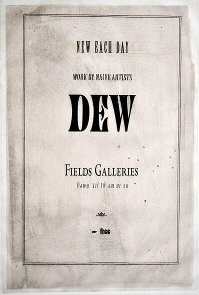 Anne Beresford, 'Dew', ca. 2015