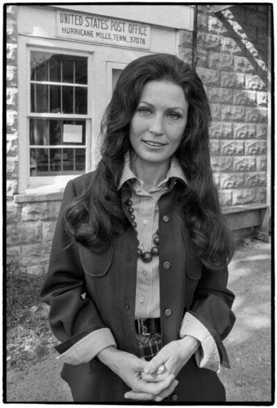 Al Satterwhite, 'Loretta Lynn, Hurricane Mills, TN', 1973