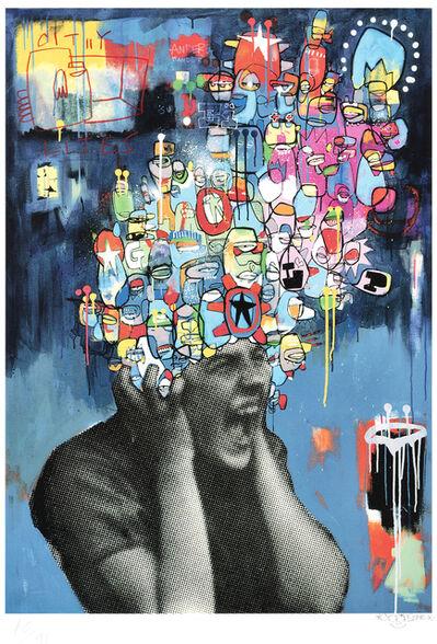 Lucas Price aka CYCLOPS, 'Telepathic Heights', 2011