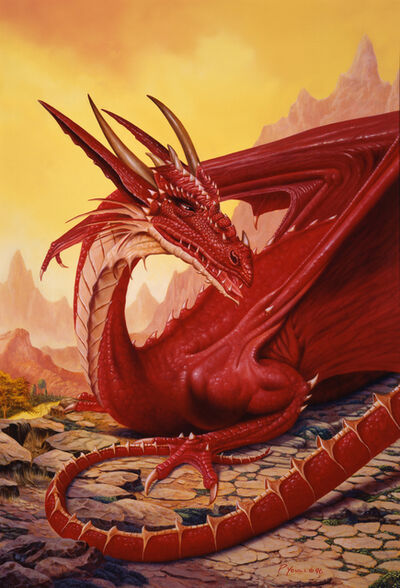 Paul Youll, 'Dragon Charm', 1996