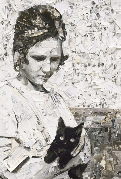 Vik Muniz, 'New Kitten (Album)', 2014