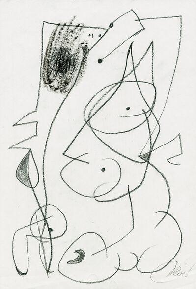 Joan Miró, 'Homme et femme', 1977