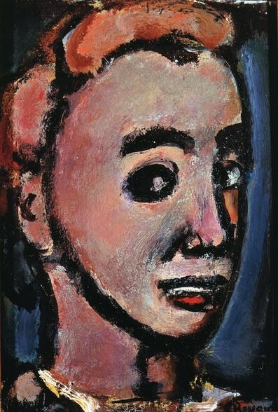 Georges Rouault, 'Patrice the Clown'