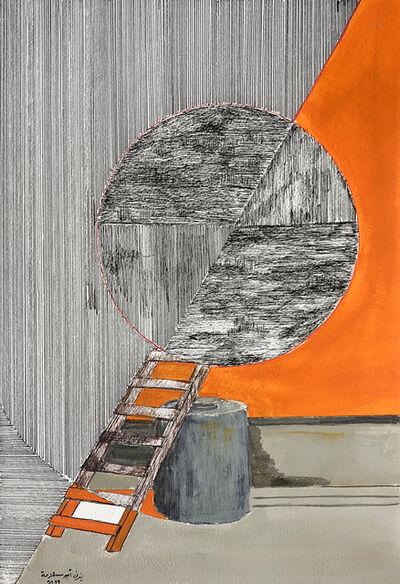 Yazan Abu Salameh, 'Between Land and Sky', 2021