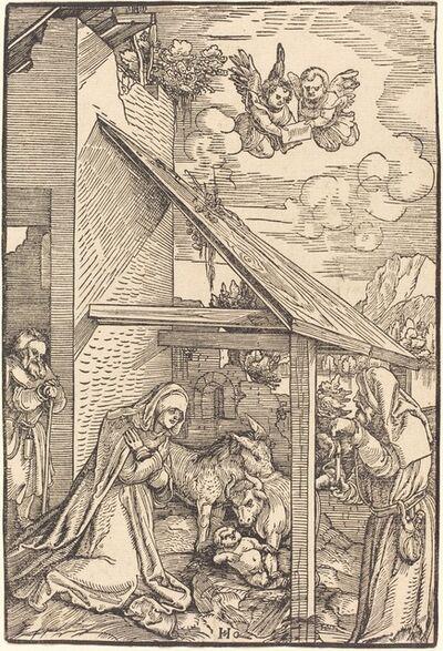 Hans Schäufelein the Elder, 'The Nativity', 1510/1511