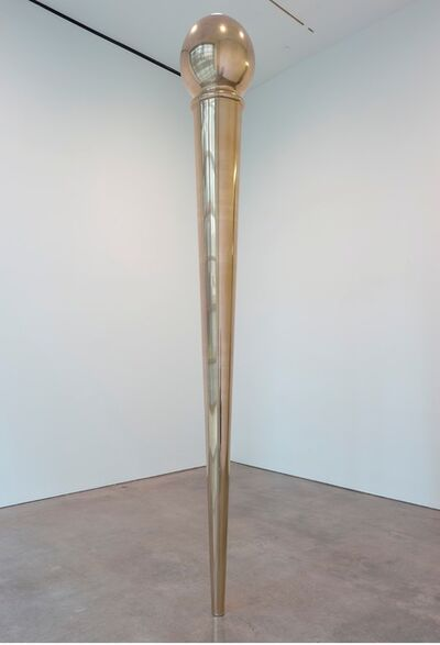 Robert Therrien, ' No title (flagpole)', 2017
