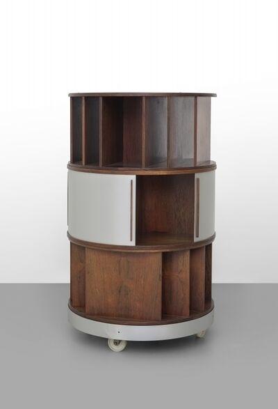 Joe Colombo, 'A 'Combi center' storage unit on wheels', 1963-64
