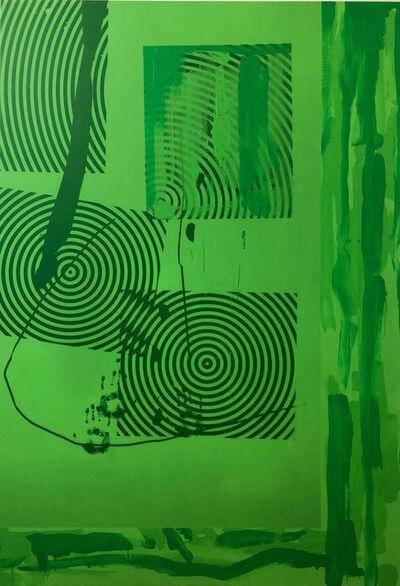 Fabian Marti, 'Mussels Mussels Marti's Agonist 2013 (Green)', 2018