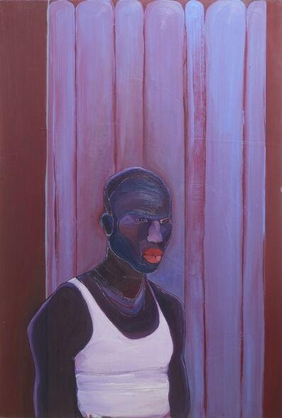 Richard Butler-Bowdon, 'The Pessimist (Respect Mboni)', 2018