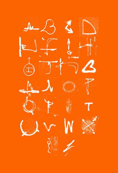 MRKA, 'Utility Alphabet 2', 2018