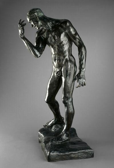 Auguste Rodin, 'Pierre de Wiessant, Monumental Nude', 1886