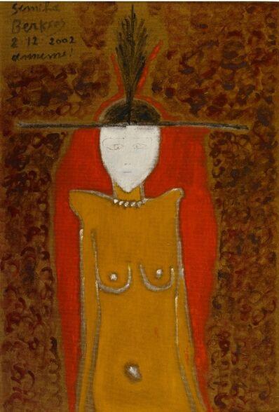 Semíha Berksoy, 'Self-Portrait For My Mother', 2002