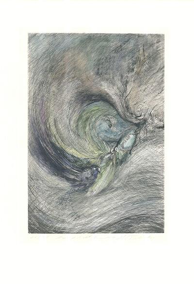 Irene M. Tschermak, 'Mondgedicht', 1994