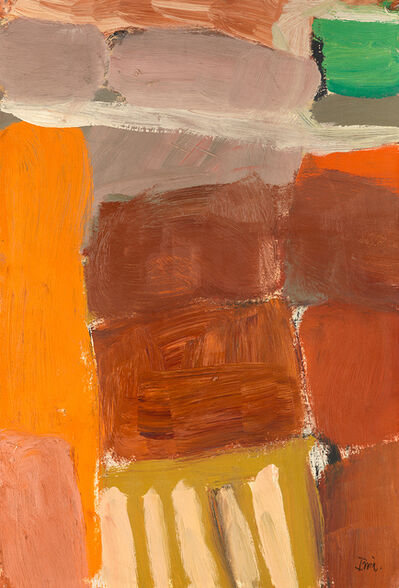 Albert Irvin RA, 'North Side 1', ca. 1965