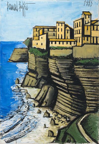 Bernard Buffet, 'L'entrée de Bonifacio', 1995