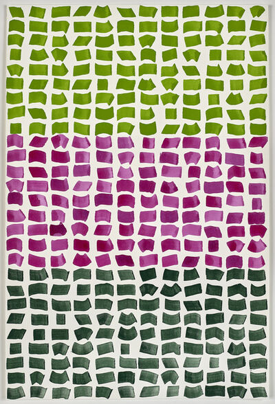 Jacob Ouillette, 'Green: Magenta: Green 108', 2018