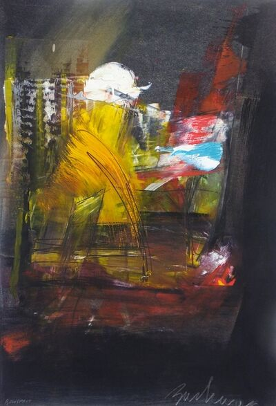 Athos Zacharias, 'Bowsprit', 1997