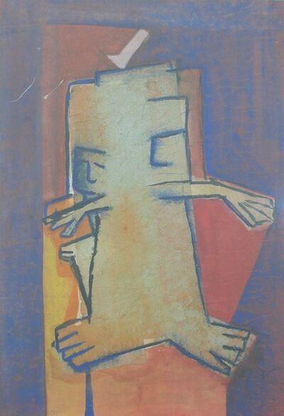 Eric Cadien, 'Aztec Figure', 1980