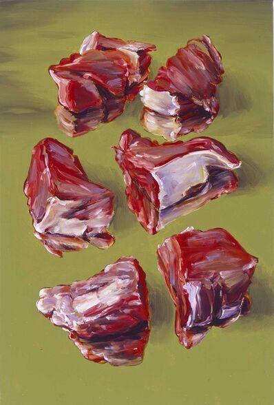 Cornelius Völker, 'Meat', 2013