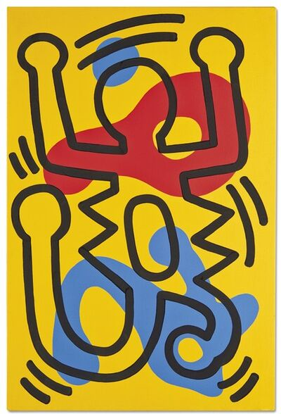 Keith Haring, 'Untitled', 1981