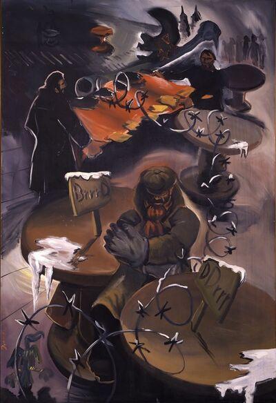 Jörg Immendorff, 'Café Deutschland', 1978