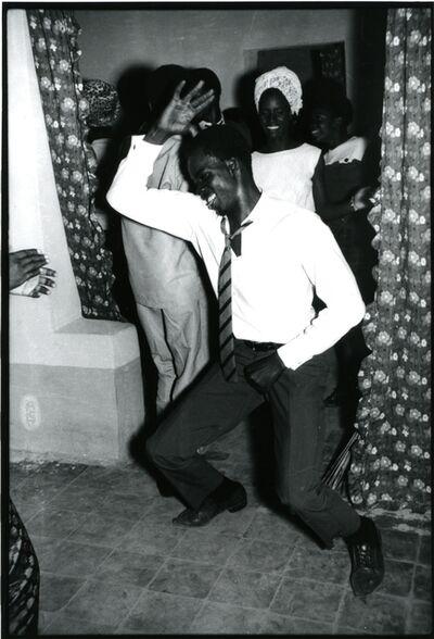 Malick Sidibé, 'Danseur Méringué', 1964