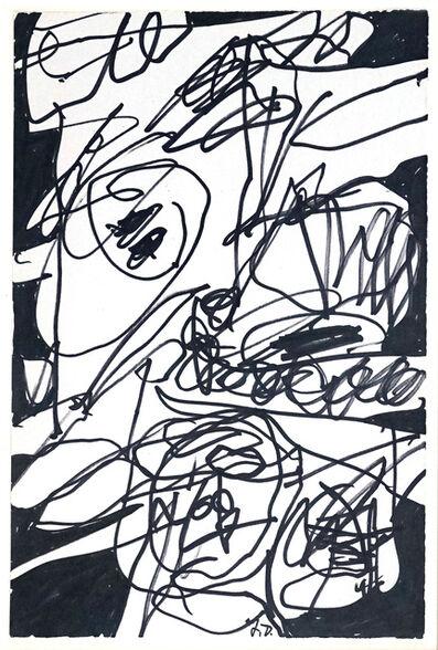 Jean Dubuffet, 'Non Lieu XXV', 1983