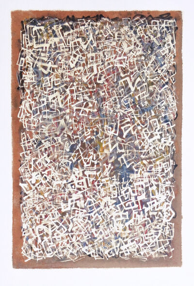 Mark Tobey, 'Confusion', 1975