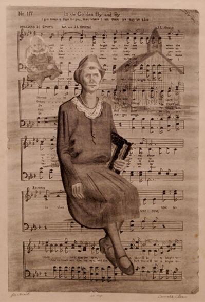 Carroll Cloar, 'Portrait of My Mother ', 1939