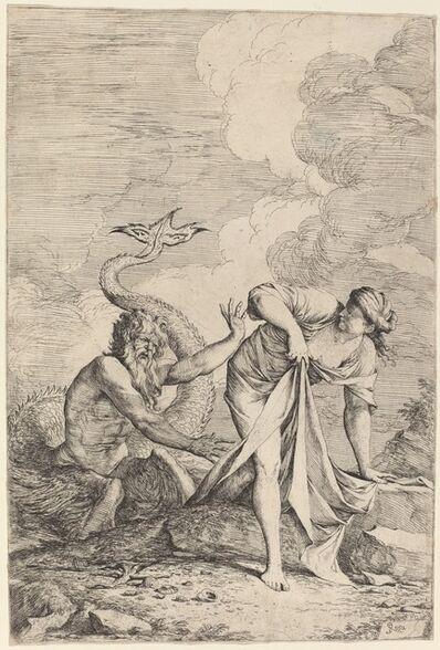 Salvator Rosa, 'Glaucus and Scylla', 1615-1673