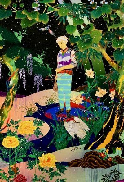 Tomokazu Matsuyama, 'Falling Passage', 2019