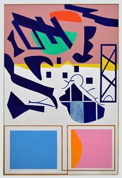 Shirley Jaffe, 'Squares', 2007