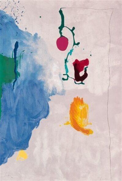 Helen Frankenthaler, 'Eve', 1995