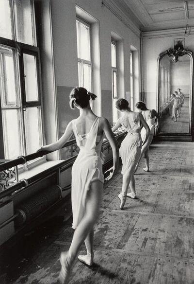 Cornell Capa, 'The Bolshoi Ballet School', 1958-printed later