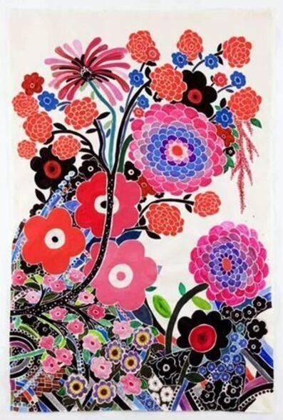 Nina Bovasso, 'Flowers on a Walk', 2009