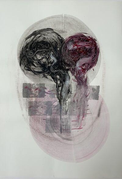 Áron Gábor, 'In the mirror of eyes V.', 2020