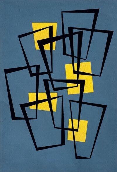 María Freire, 'V.N.A. Trapecios', 1957