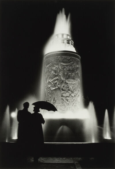 Fred Stein, 'Fountain, 1935'